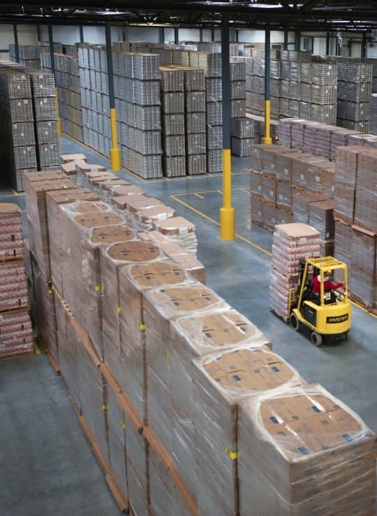 Equipment for warehouse