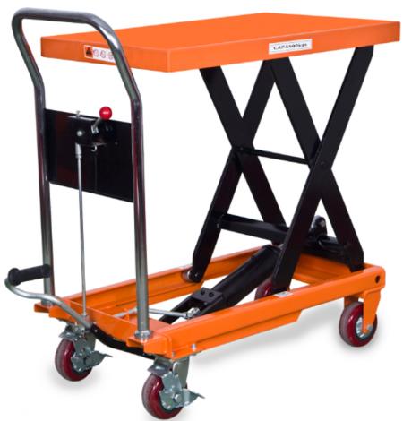 Hydraulic lift table HLT050-815