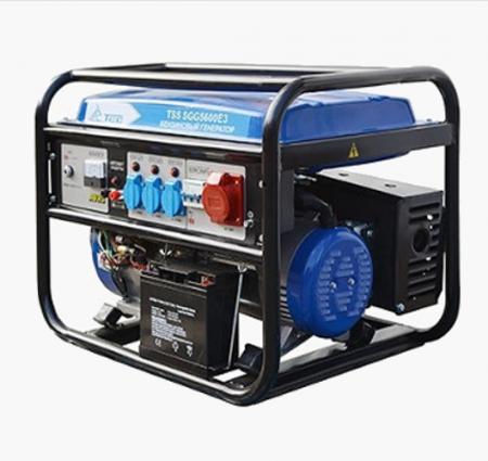 Бензогенератор SGG 5600E3 5.6 кВт