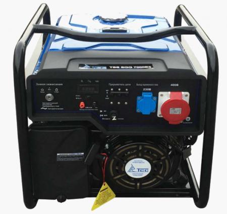 Бензогенератор SGG 7000E3 7 кВт