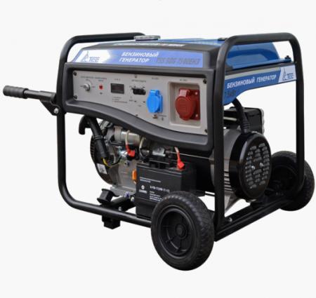 Бензогенератор SGG 7500 ЕН3 7.5 кВт