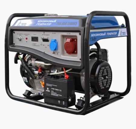 Бензогенератор SGG 7500E3 7.5 кВт