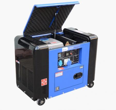 Дизель генератор SDG 5000ES-2R