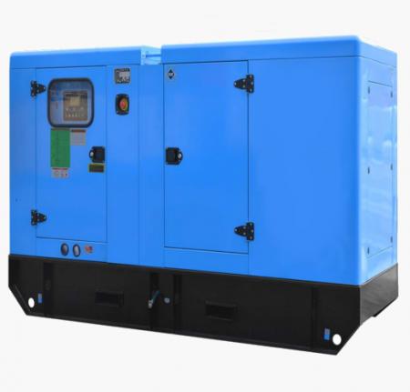 Дизельный генератор АД-100С-Т400-1РКМ5 в шумозащитном кожухе