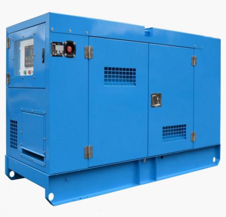 Дизельный генератор АД-30С-Т400-1РКМ5 в шумозащитном кожухе