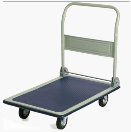 Ручная платформенная грузовая тележка PH-150