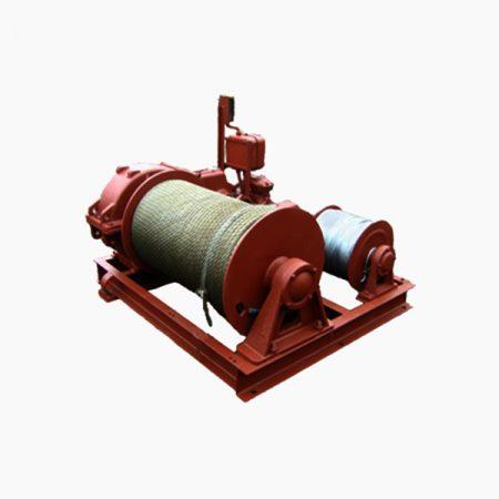 Лебедка маневровая электрическая ЛЭМ-20 копия