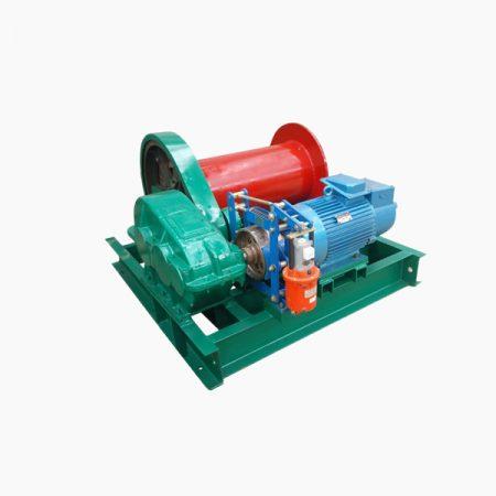 Лебедка электрическая TOR ЛМ (тип JM) гп 2,0 тн Н=150 м (бканата)