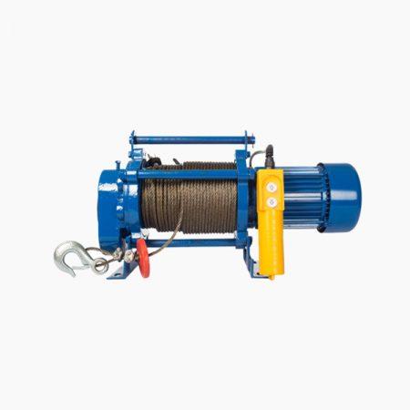 Лебедка TOR CD-300-A (KCD-300 kg, 220 В) с канатом 30 м