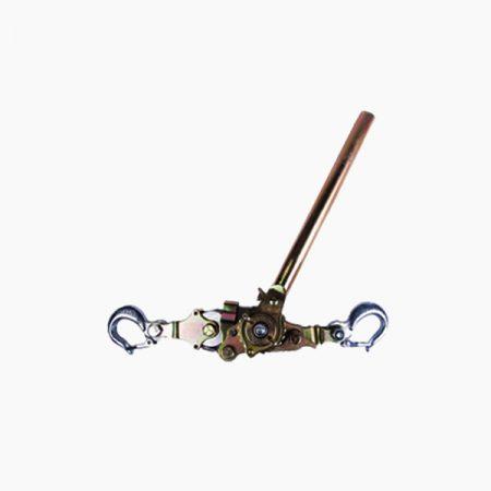 Лебедки ручные рычажные тросовые типа DK (модель RP)