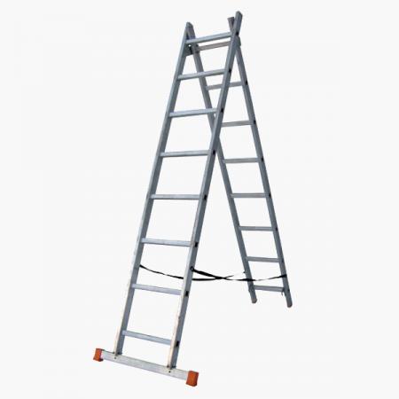 Лестница приставная 2-секционная