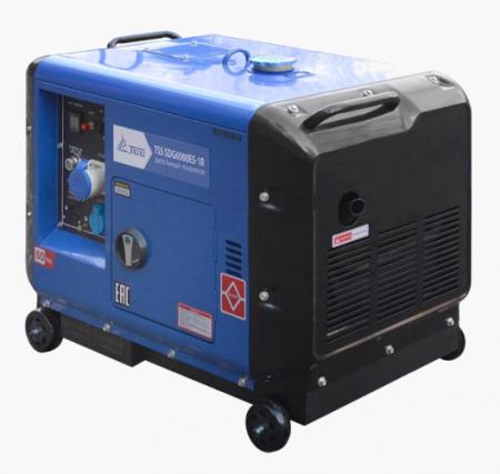 Дизель генератор SDG 6000ES-1R