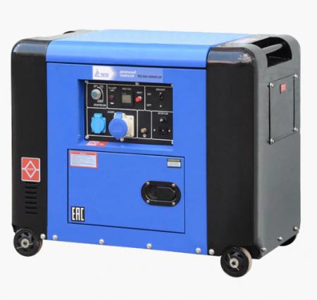 Дизель генератор SDG 6000ES-2R