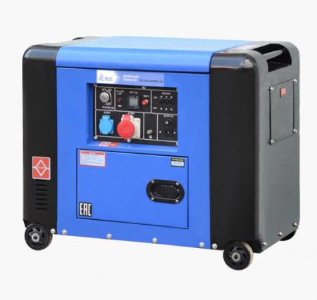Дизель генератор SDG 6000ES3-2R