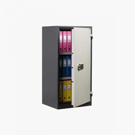 Металлический шкаф для офиса VALBERG BM-1260EL
