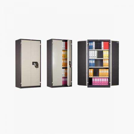 Металлический шкаф для офиса VALBERG BM-1993KL