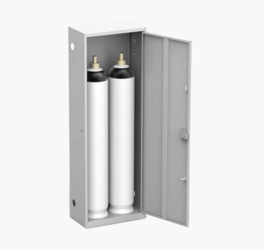 Шкаф для кислородного баллона ШГР 40-2