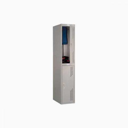 Металлический шкаф для раздевалки NOBILIS NL-02