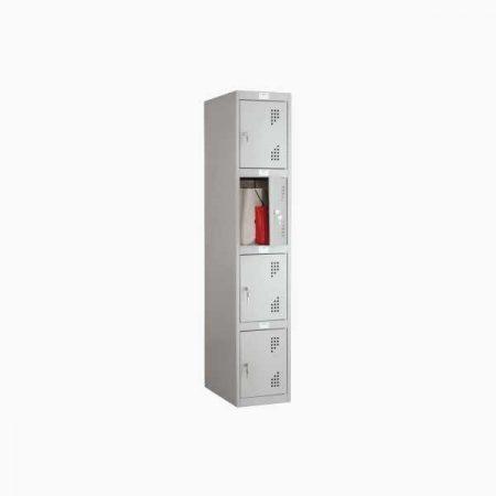 Металлический шкаф для раздевалки NOBILIS NL-04