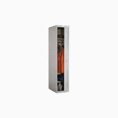 Металлический шкаф для раздевалки NOBILIS NL-01