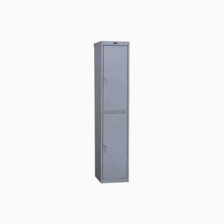 Металлический шкаф для раздевалки ПРАКТИК AL-02