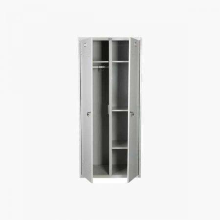 Металлический шкаф для раздевалки ПРАКТИК LS-21-80 U