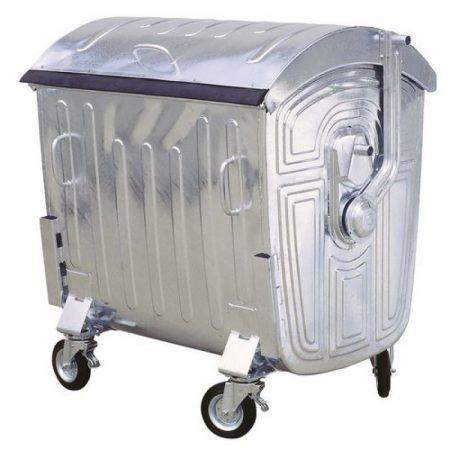 оцинкованный мусорный контейнер