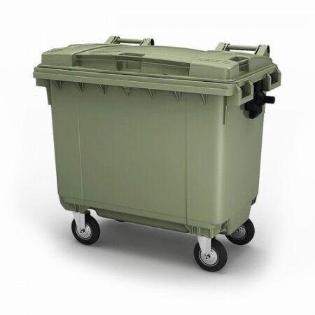 мусорный контейнер бак 770 литров